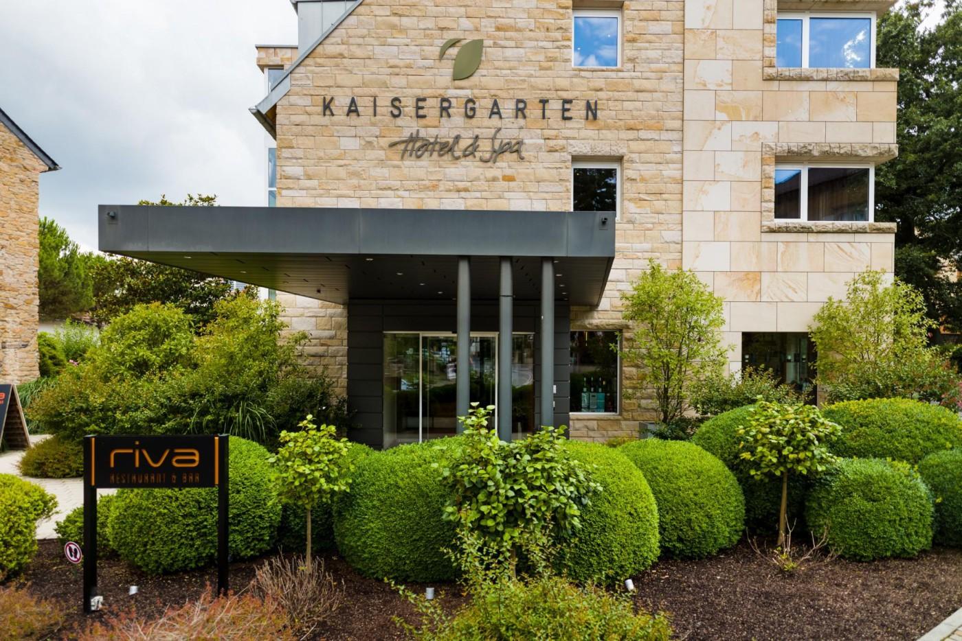 Kaisergarten Hotel & Spa - Bild 1